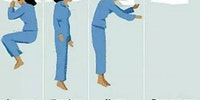 Sleeping positions.