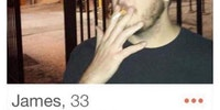 Yeah, I'd probably super like this guy
