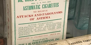 Cigarettes cure asthma and vaccines cause autism.