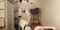 Storm Trooper problems.
