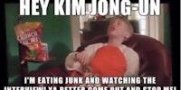 Your move, North Korea.