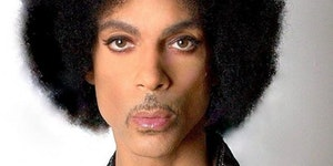 Prince - Actual passport photo