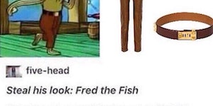 Fred Got That Gucci Look