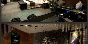 Batman inspired room.