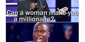 Kevin Hart knows best...