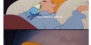 My mood waking up