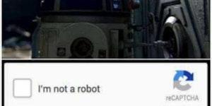 Robot problems.