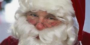 Good guy Santa Clause.