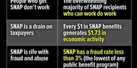 Food stamp myths?