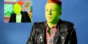 I knew that there was a reason why I didn't trust Macklemore