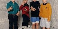 Flashback Trek-E Club - 1994