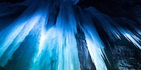The ice caves of Rifle Mountain Park And Other Such Images