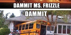 Dammit Ms. Frizzle!