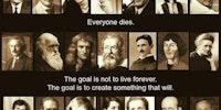 Everyone dies...
