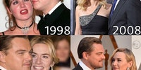 Leonardo da Caprio ignoring Kate since 1998.