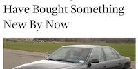 Toyota recalls 1993 Camry #notfakenews