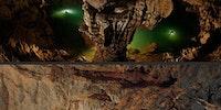 Worlds biggest cave.