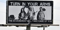 Pro Gun Billboard in Colorado