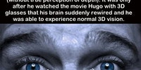3D movies are magic