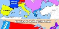 America vs Europe.