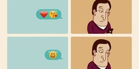 Your face while texting..