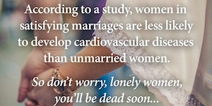 Don't worry lonely women...
