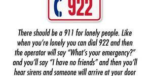 Emergency 922
