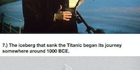 Some Of Titanic's Secrets