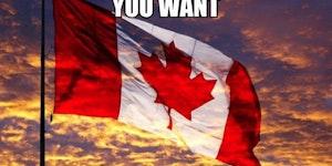 Go ahead. Make fun of Canada