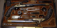 Dueling Pistols from 1830