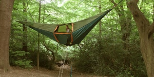 Presenting the hammock tent