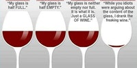 But Which Glass Would You Choose?