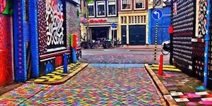 Amsterdam is pretty awesome