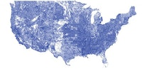 ALL the rivers in the United States