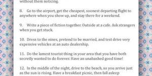 20 neat date ideas.