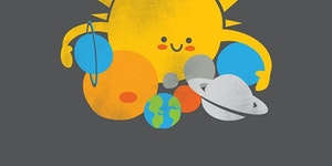Lonely Pluto is forever alone.
