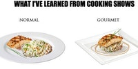 My culinary education.