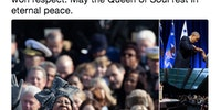 Obama on Aretha Franklin passing