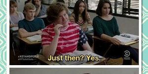 Public school in a nutshell.
