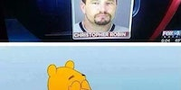 Pooh is not taking the news well.