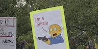 i'm a militia