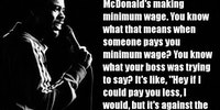 The truth about minimum wage.