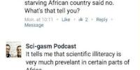 GMO humor