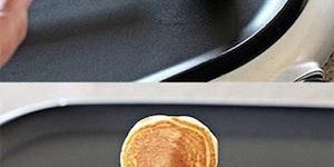 Pancake pops!