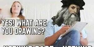 Leonardo, I'm Pregnant!