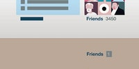 I live a very social life...