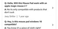Browsing Mouse pads on Amazon when suddenly..