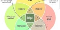 Ikigai is life.