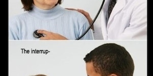 Interrupting Doctor