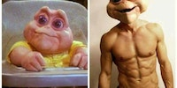 Remember Baby Sinclair?
